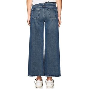 Current/Elliott Jeans - Current/Elliott Jeans The Wide Leg Crop Reese